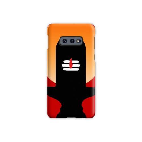 Shiva Lingam Samsung Galaxy S10e Case