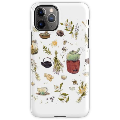 Tee Pflanzen - Willow's Tea Collection iPhone 11 Pro Handyhülle