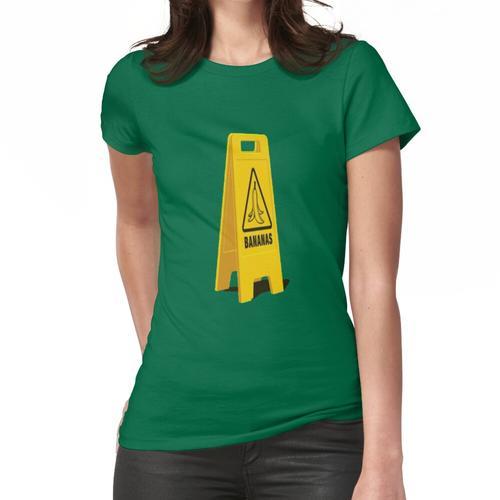 Slippery floor Frauen T-Shirt