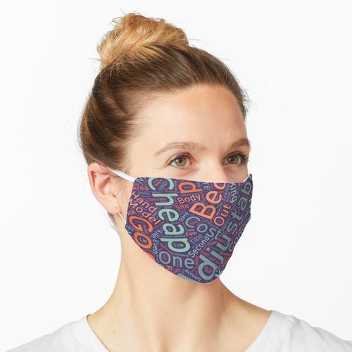 einstellbar Maske