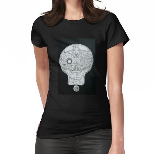 Schädelzeit Frauen T-Shirt