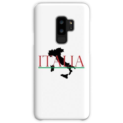 Italien: Italienischer Stiefel Samsung Galaxy S9 Plus Case