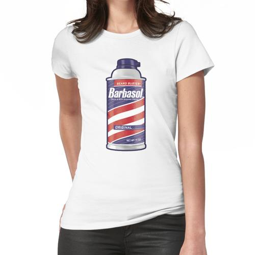 Barbasol Rasierschaum Frauen T-Shirt