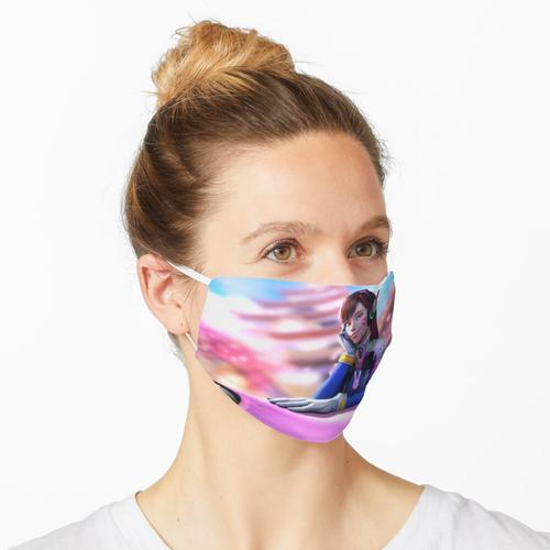 D.Va - Overwatch Maske