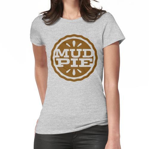 Schlammkuchen Frauen T-Shirt