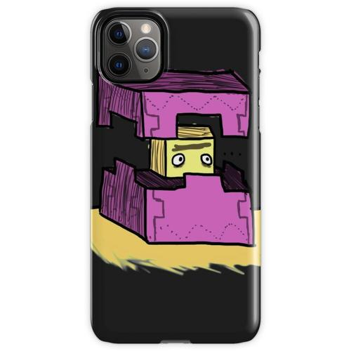 Minecraft Shulker iPhone 11 Pro Max Handyhülle