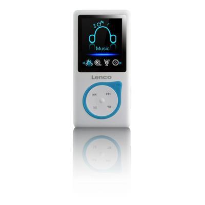 Lenco Xemio-668 MP3 Spieler Blau...
