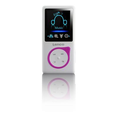 Lenco Xemio-668 MP3 Spieler Pink...
