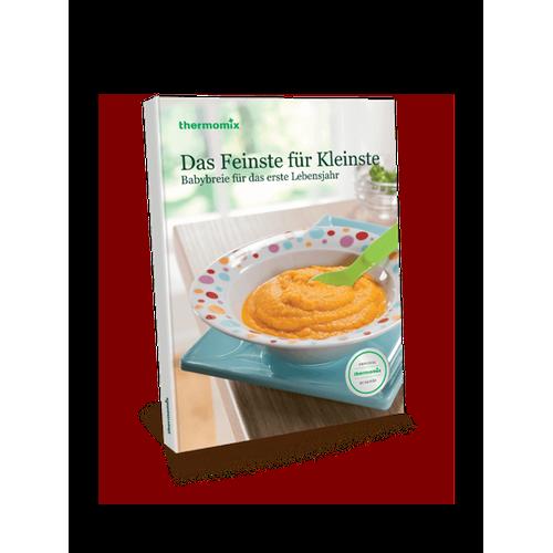 """Vorwerk Thermomix® Kochbuch """"Das Feinste für Kleinste"""