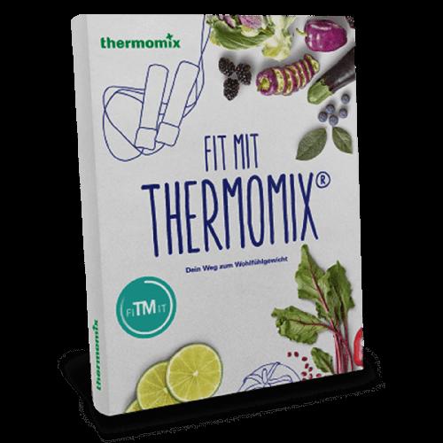 """Vorwerk Thermomix® Kochbuch """"Fit Mit Thermomix®"""""""