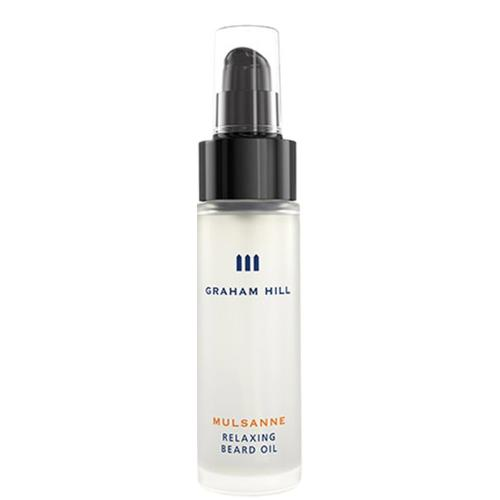 Graham Hill Mulsanne Relaxing Beard Oil 30 ml Bartöl
