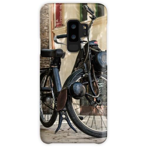 Fahrrad mit Hilfsmotor Solex Samsung Galaxy S9 Plus Case
