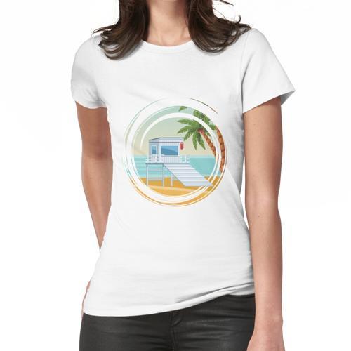 Lifeguard Frauen T-Shirt