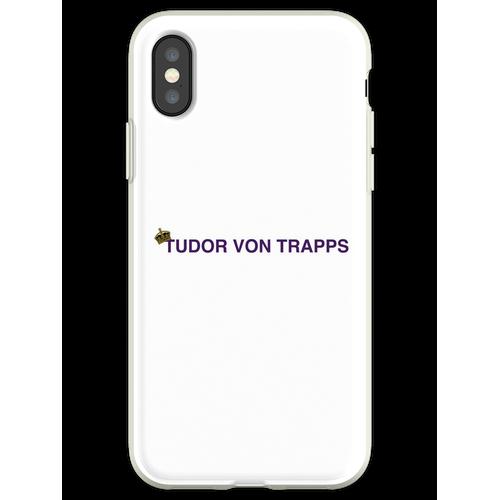 Tudor von Trapps Flexible Hülle für iPhone XS