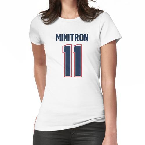 Julian Edelman - Minitron Fußballtrikot Design Frauen T-Shirt