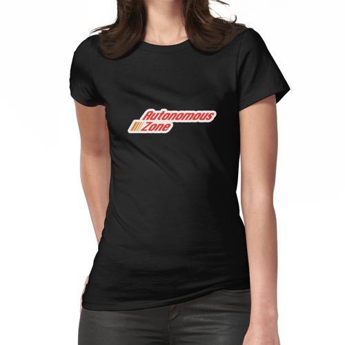 Holen Sie sich in die Zone - Autonome Zone Frauen T-Shirt