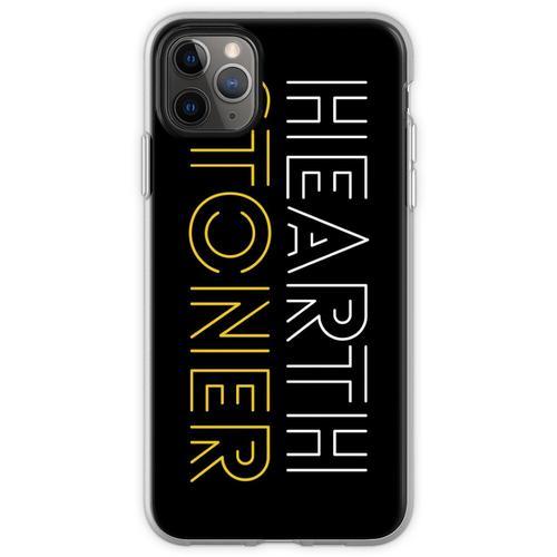 Hearthstone Player oder Hearthstoner Minimal Design Flexible Hülle für iPhone 11 Pro Max