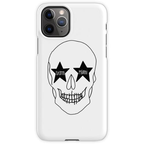 Der Sturmschädel iPhone 11 Pro Handyhülle
