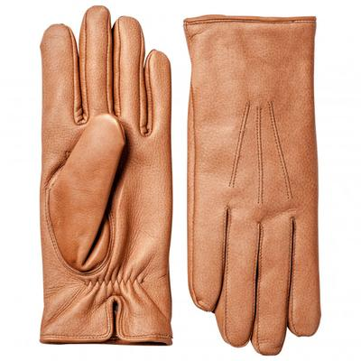 Hestra - Norman - Handschuhe Gr 9,5 beige/orange/braun