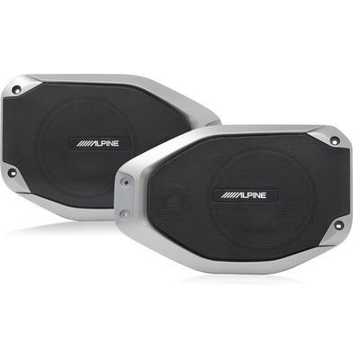 "Alpine SPV-65-JLT 6-1/2"" Convertible Speaker System"