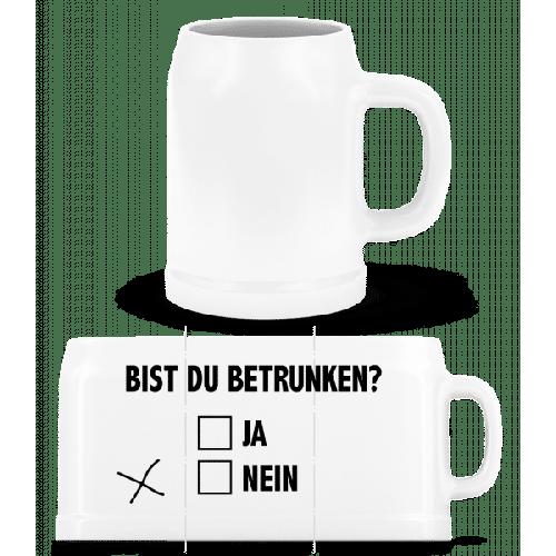 Österreich Fahne - Bierkrug