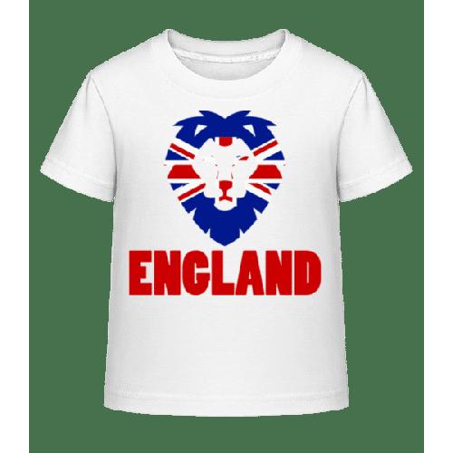 England Bear Flag - Kinder Shirtinator T-Shirt