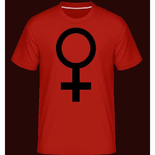 Weiblich Zeichen - Shirtinator Männer T-Shirt