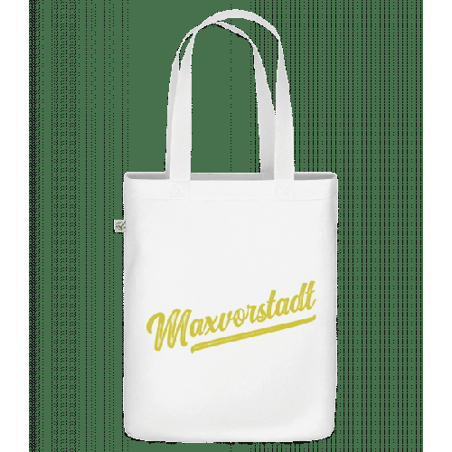 Maxvorstadt Swoosh - Bio Tasche