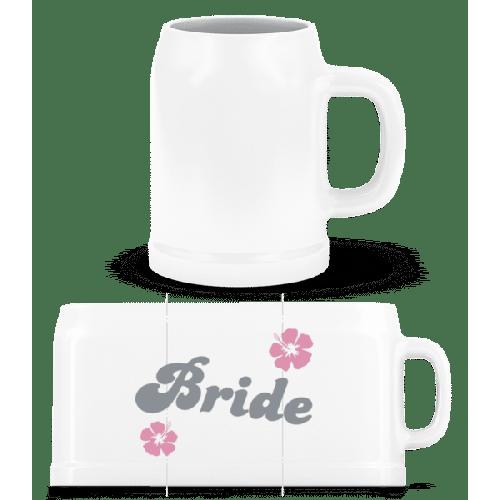 Bride - Bierkrug