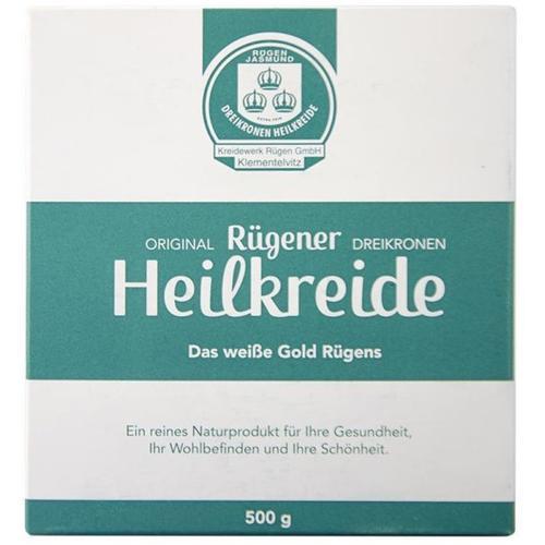 CMD Naturkosmetik Rügener Kreide Rügener Heilkreide Pur 500 g Gesichtsmaske