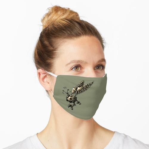 Metallvogel Maske