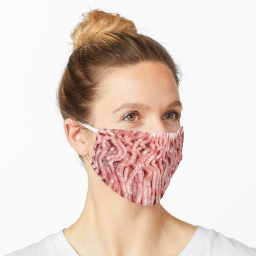 Hackfleisch Maske