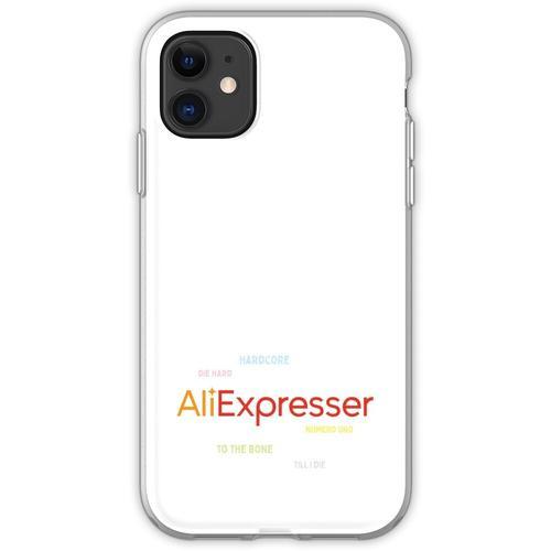 AliExpress-Fan Flexible Hülle für iPhone 11