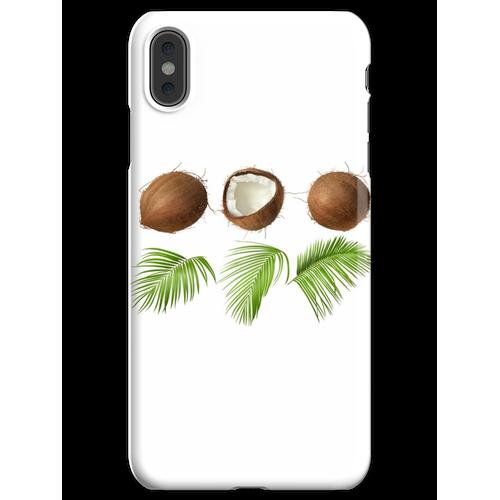 Kokusnuss-Palme iPhone XS Max Handyhülle