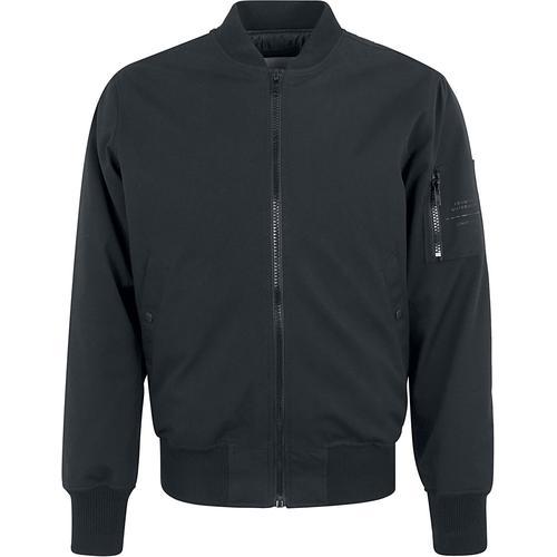 Forvert Jackets Forvert Tofty Herren-Winterjacke - schwarz