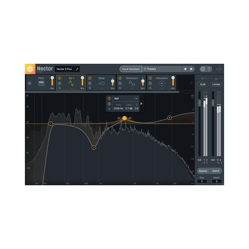 iZotope Nectar 3 Plus EDU