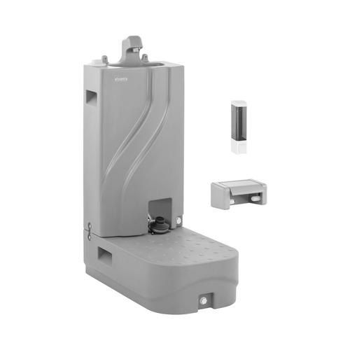 ulsonix Mobiles Waschbecken - 65 l UNICLEAN 7