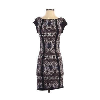 Guess Casual Dress - Party: Black Dresses - Used - Size 2