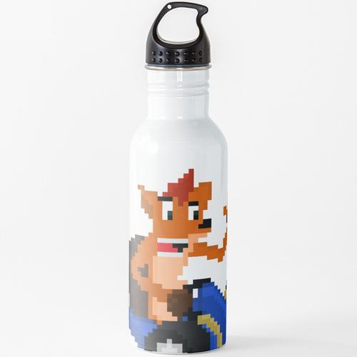 Crash Team Racing Wasserflasche