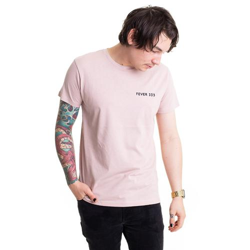Fever 333 - Inglewood Cat Pink - - T-Shirts
