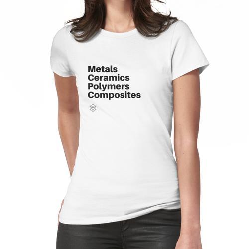Werkstofftechnik Frauen T-Shirt