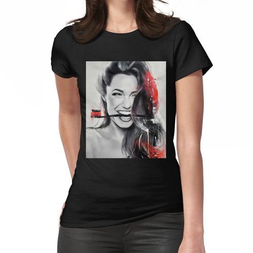 Tapete Jolie Art Frauen T-Shirt