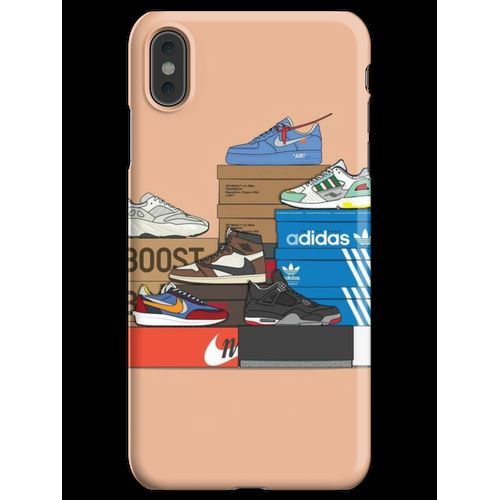 Sneaker Collabs iPhone XS Max Handyhülle