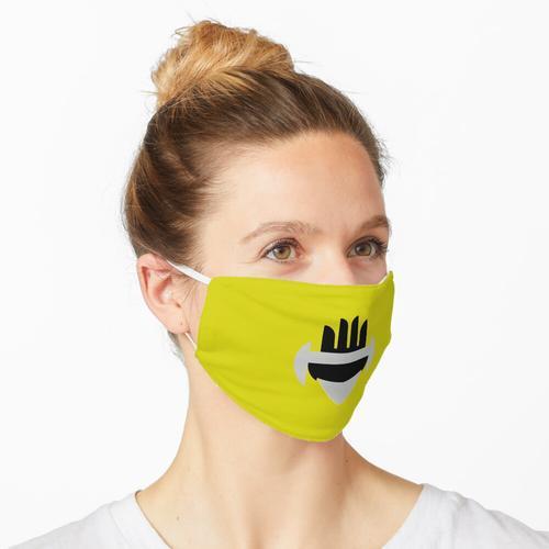 Bioman - Gelb 4 Maske