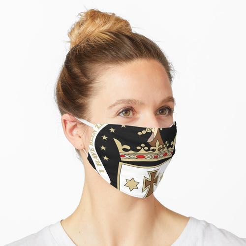 Karmeliterhemd Maske