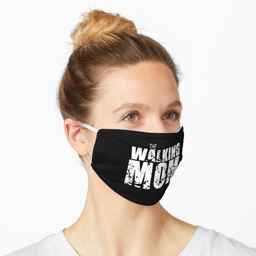 The Walking Mom Kühle TV-Dusche-Fans Design Maske