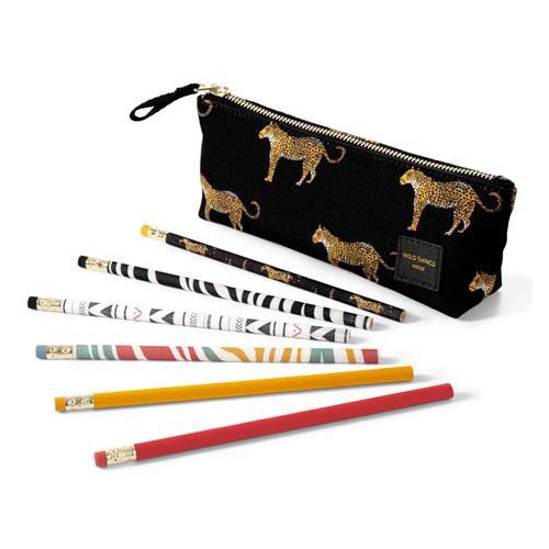 Etui mit 6 Bleistiften
