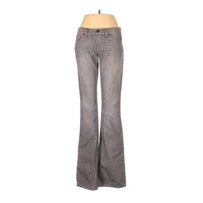 Joe's Jeans Jeans - Low Rise: Gray Bottoms - Size 26