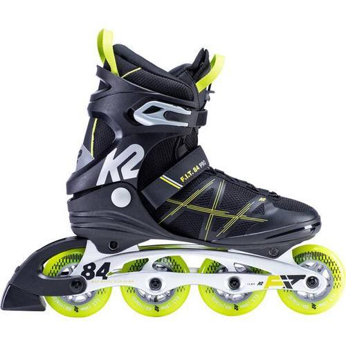 K2 Herren Inline Skates F.I.T. 84 PRO, Größe 45 in Grau