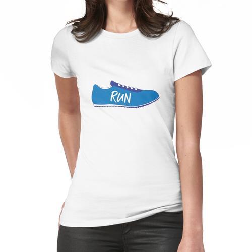 Laufschuhe Frauen T-Shirt